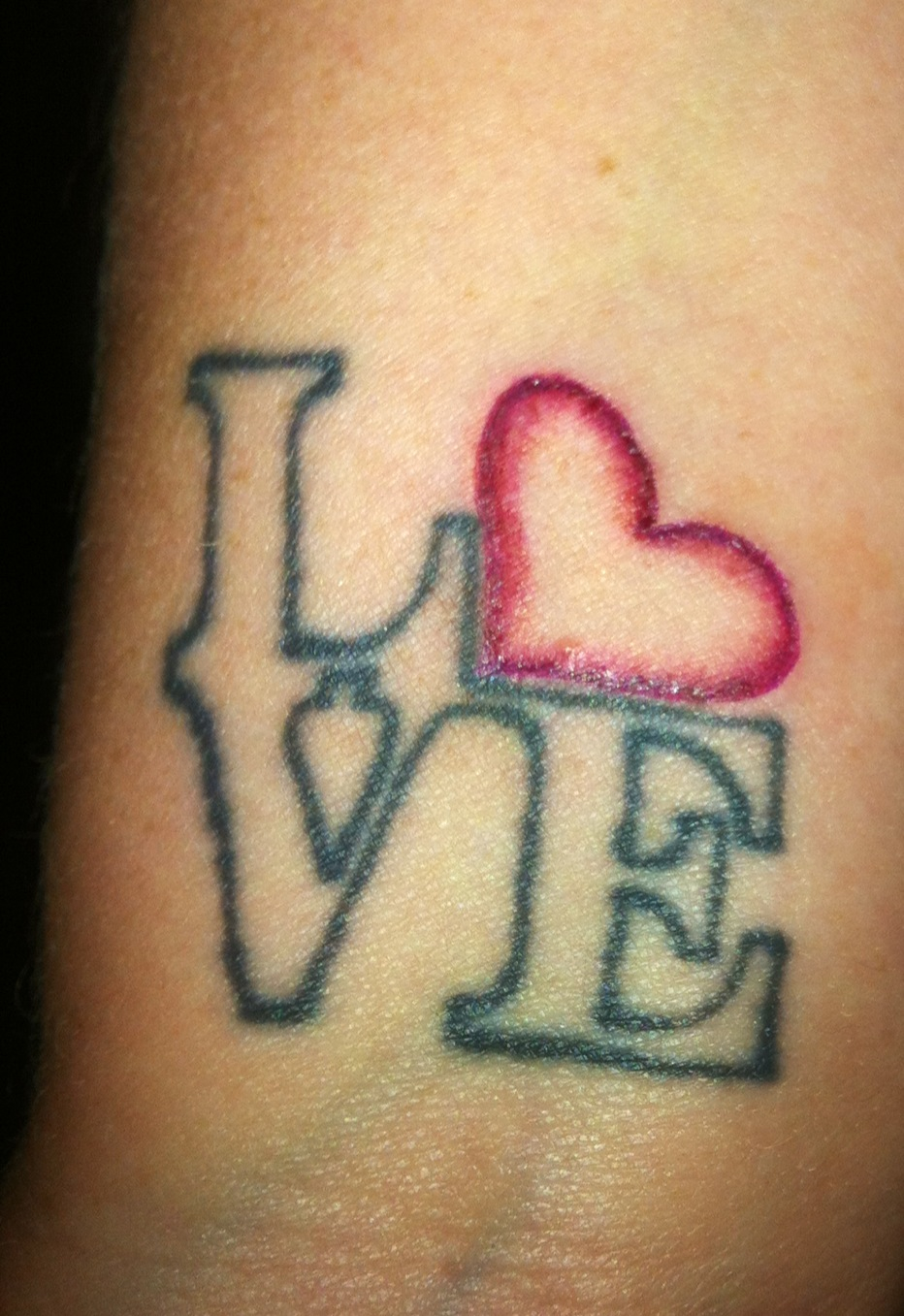 Tattoo Ideas About Love