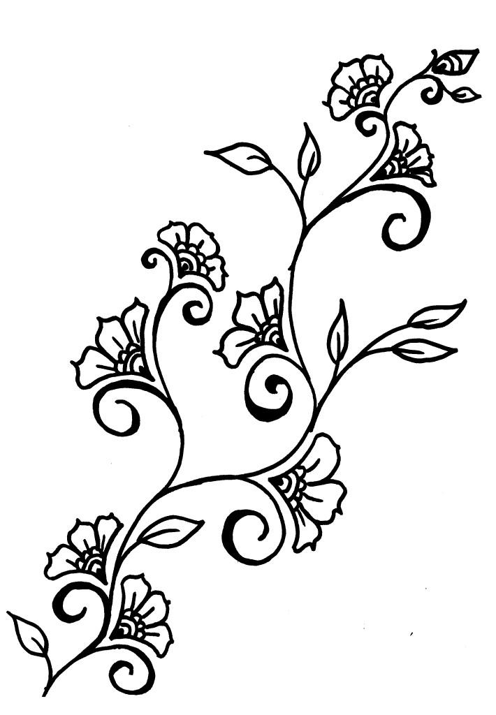 Cartoon Drawings Butterflies