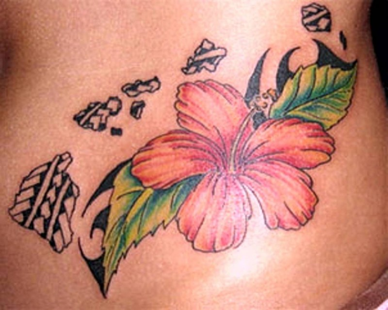 Hibiscus Tattoos Designs, Ideas and Meaning | Tattoos For You