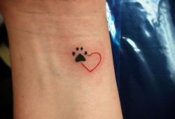 Small Tattoo Design For Girl On Wrist