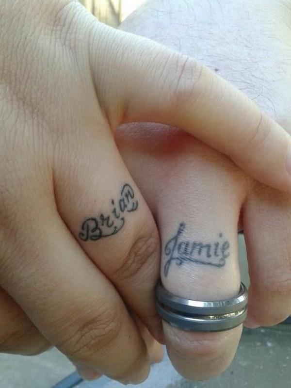 Wedding Finger Tattoos Designs Ideas And Meaning