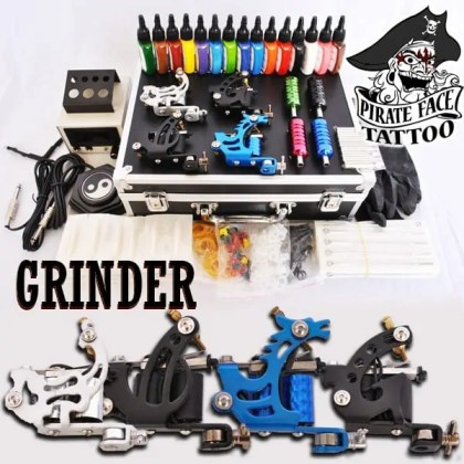 Grinder Tattoo Kit