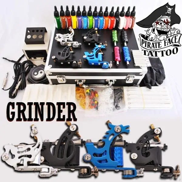 What s the best tattoo kit personal review and detailed for How much does a tattoo gun cost