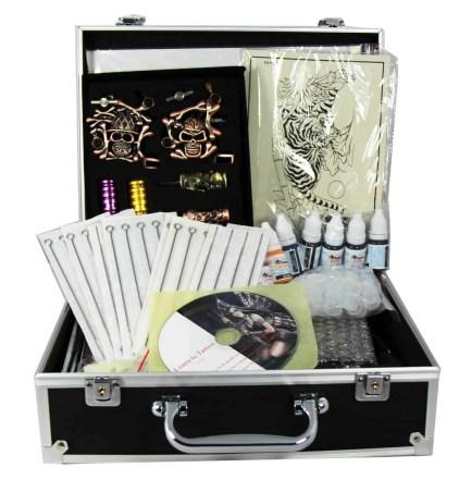 Professional Tattoo Kit full set