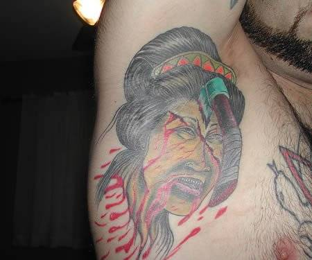 Funny Tattoo Images Designs