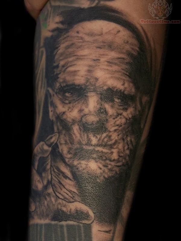 Mummy Tattoo Images Designs