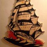 Sailor Tattoo Design