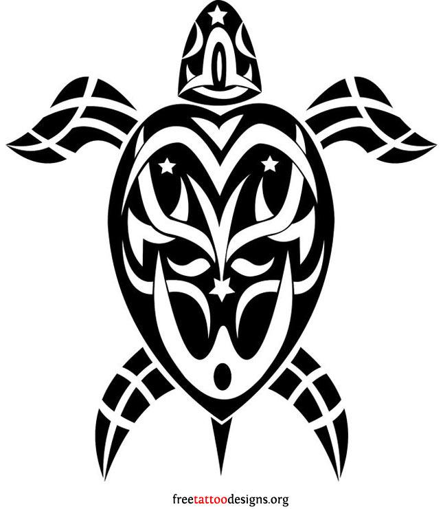 Black Panther Tattoo Flash Art