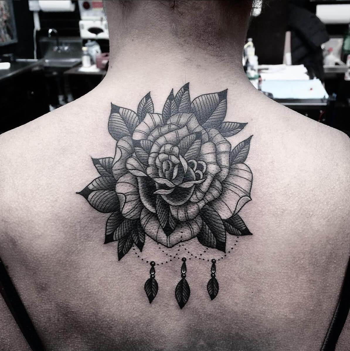 Tattoo Blumentraumfaenger