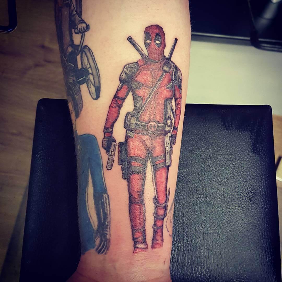 Tattoo Deadpool