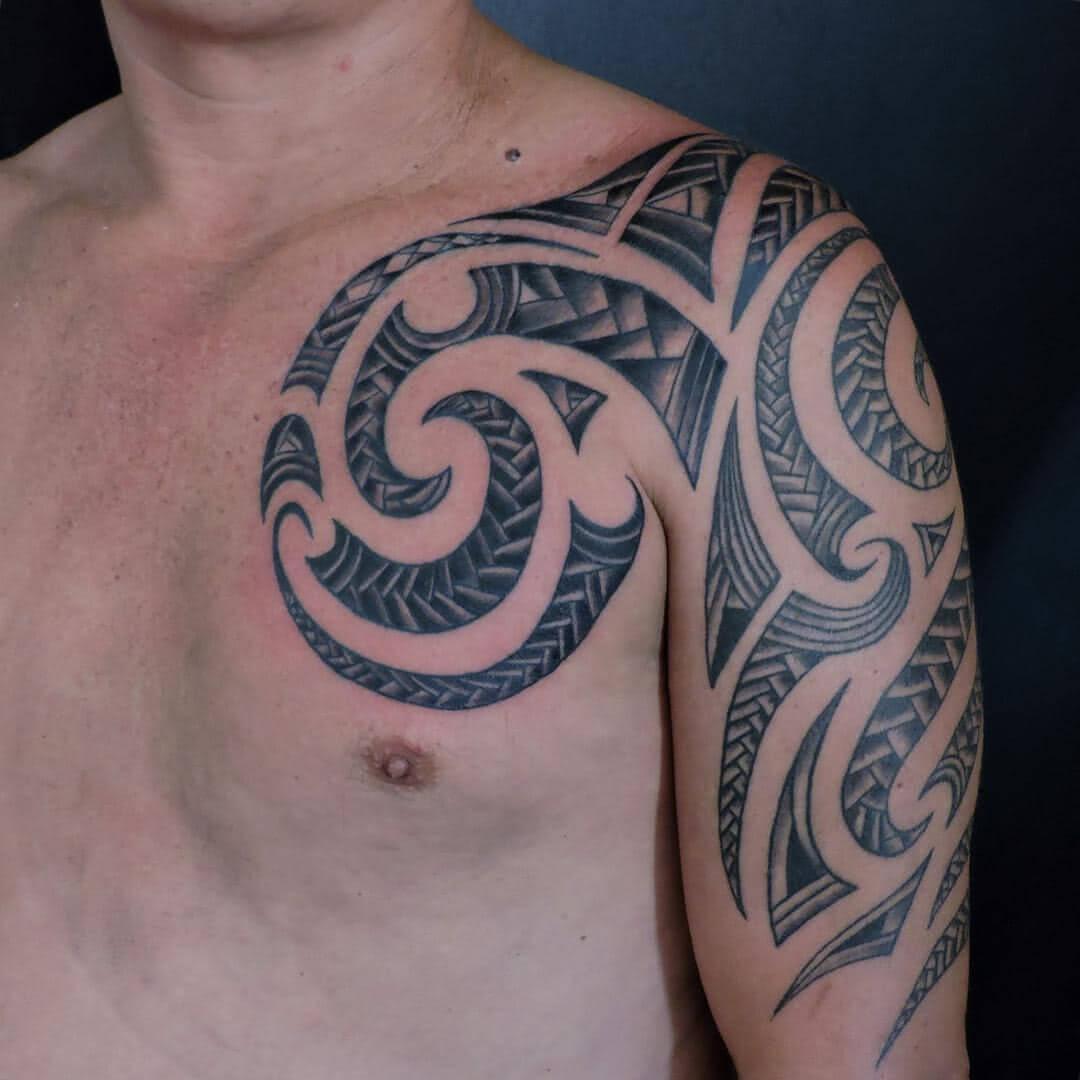 Tattoo Maori Tribal