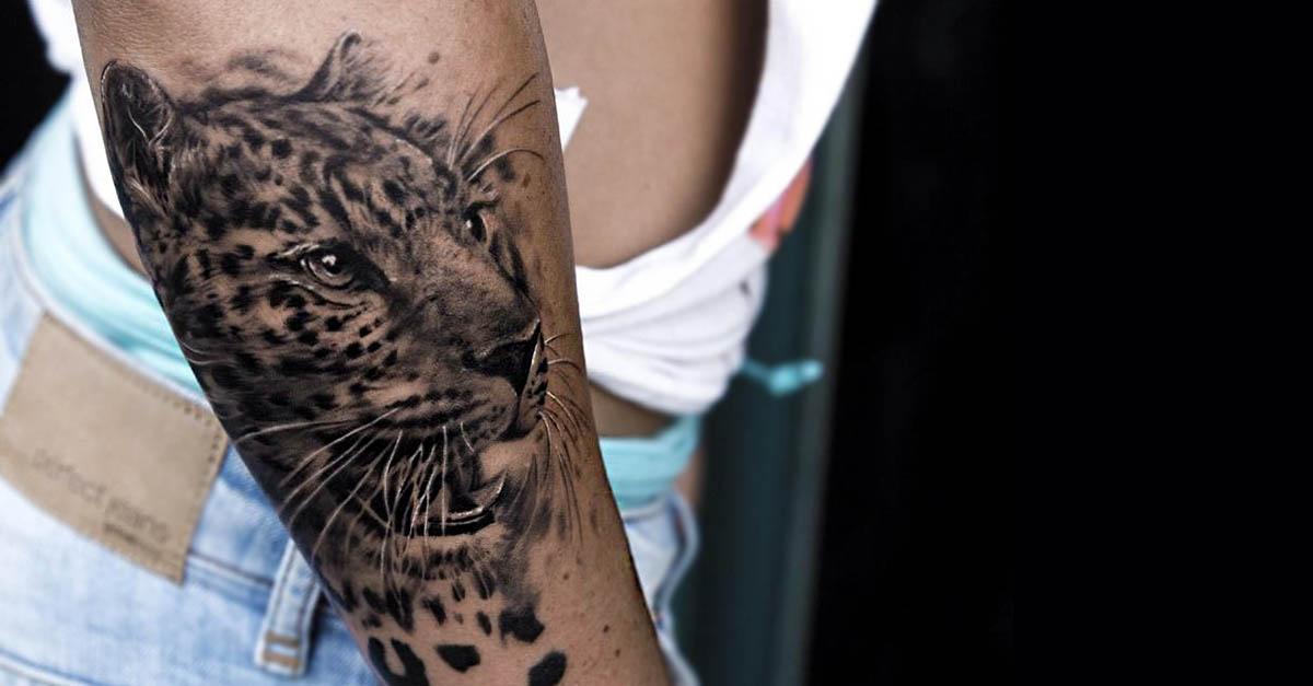 Tatuajes De Jaguares Aztecas