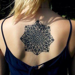 Mandala Circular y Pétalos