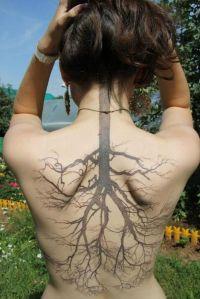 Árbol Invertido