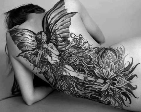 Tatuaje-Hada