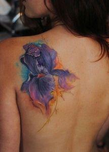 Flor en el Hombro by Aleksandra Katsan