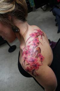 Rama Flores de Cerezo