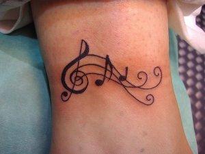 Clave de Sol, Pentagrama y Notas Musicales