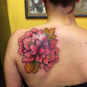 Flores Rosa by Miss Juliet