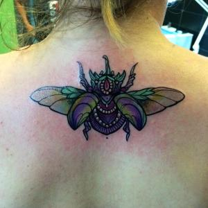 Escarabajo by Miss Juliet