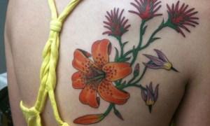 Flores de Lirio