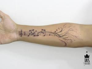 Notas Musicales by Rodrigo Tas