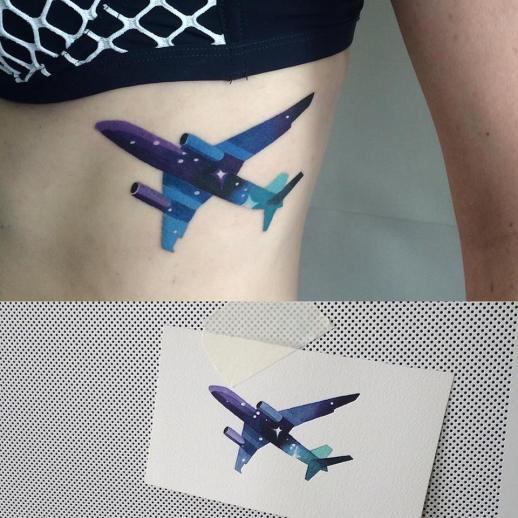 Plane by Sasha Unisex