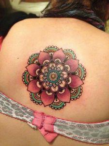 Mandala estilo Flor