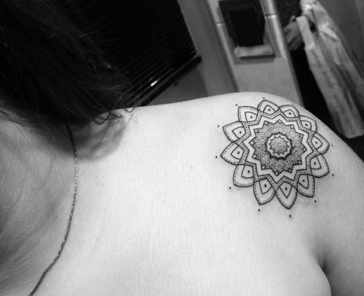 Mandala por Bs. As. Tattoo Life