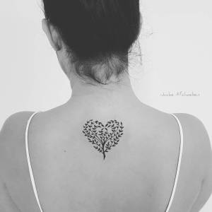 Árbol Corazón por Jacke Michaelsen