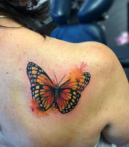 Mariposa fullcolor