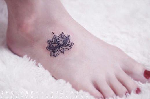 Flor de Loto por Seyoon Gim