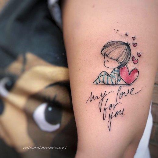 Amor de Hijo por Michele Mercuri