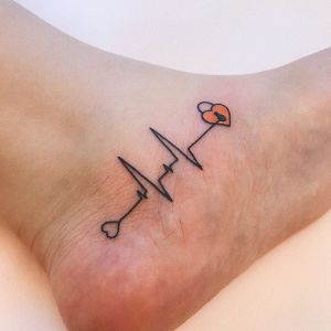 Electrocardiograma por Nawon, Take My Muse