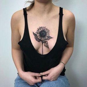 Flor de girasol