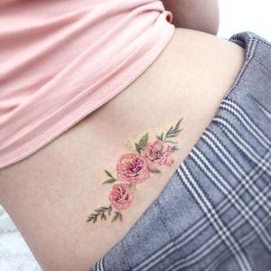 Flores rosas por Studio by Sol, Yeon