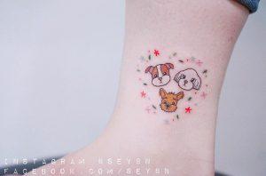 Amor por los perros por Seyoon Kim / 김세윤 (@sey8n)