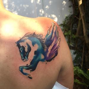 Unicornio por Max Rodriguez