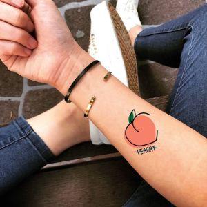 Frase: Peachy y durazno