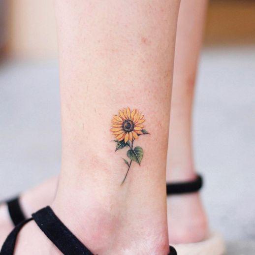 Flor de girasol por Studio by Sol, Vane