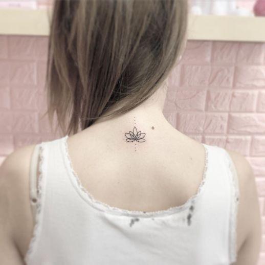 Flor de loto por Tetovacky Plzen