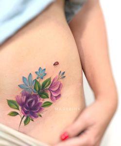 Flores por Mary Ellen Maryeink