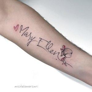 Nombre: Mary Ellen por Michele Mercuri