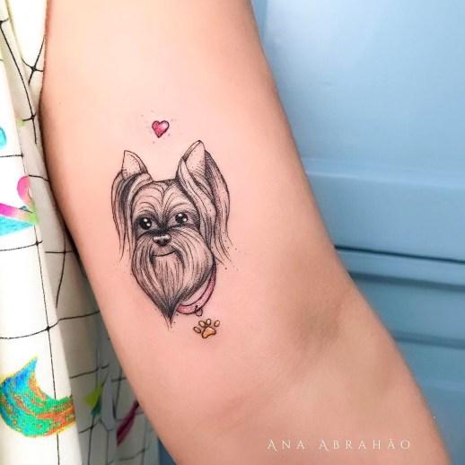 Amores perros por Ana Abrahão