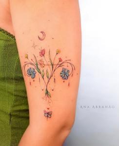 Útero por Ana Abrahão