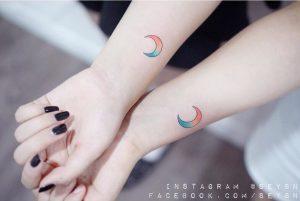Lunas amigas por Seyoon Kim / 김세윤 (@sey8n)