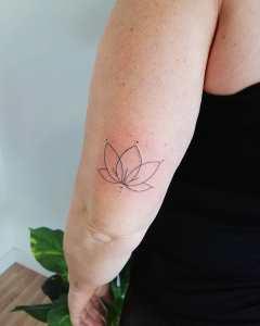 Flor de loto por Hugo Caldeira
