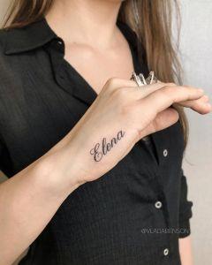 Nombre: Elena por Vlada Benson