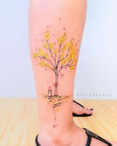 Árbol por Ana Abrahão