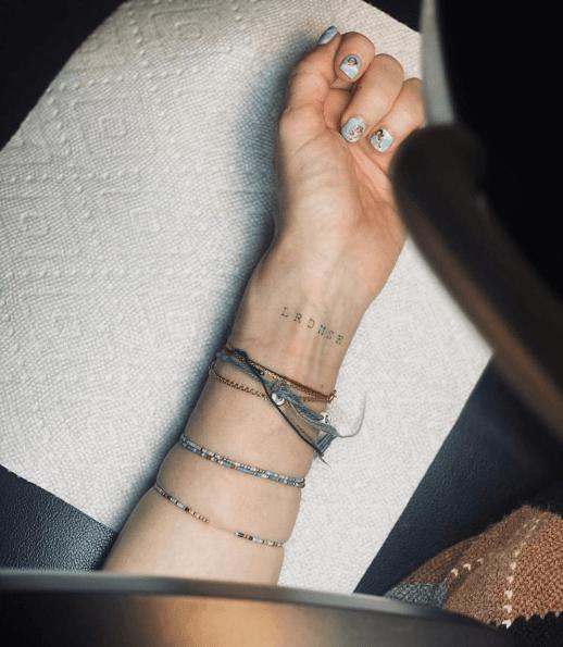 Primer Tatuaje de Madonna
